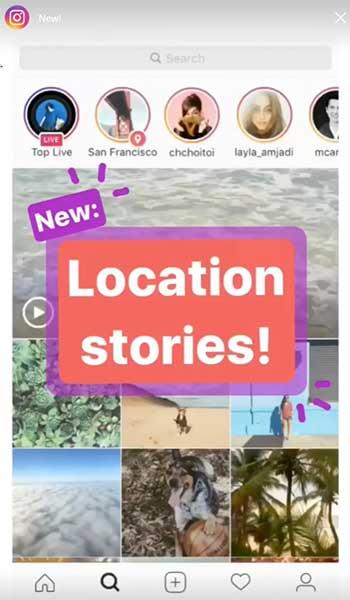 hablando digital, historias, instagram, ubicacion