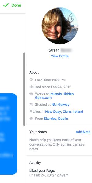 facebook, messenger, negocio, hablando digital