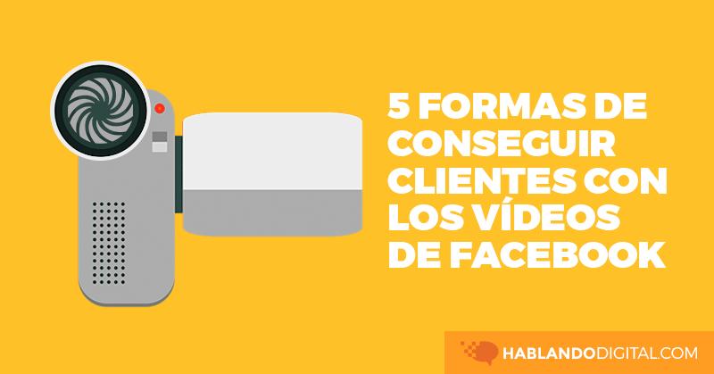 vídeos, facebook, ads, clientes