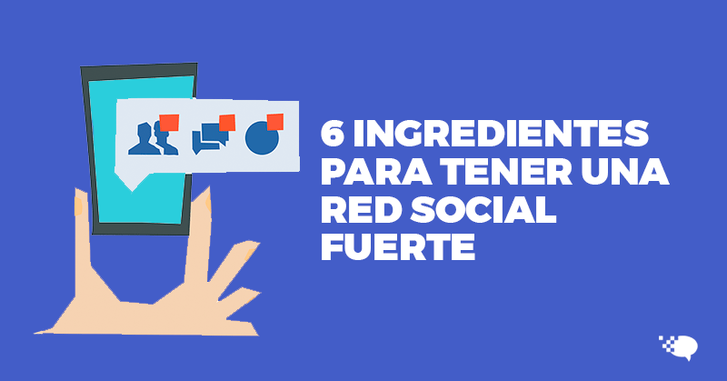 Ingredientes, Marca Visual, Redes Sociales, Hablando Digital