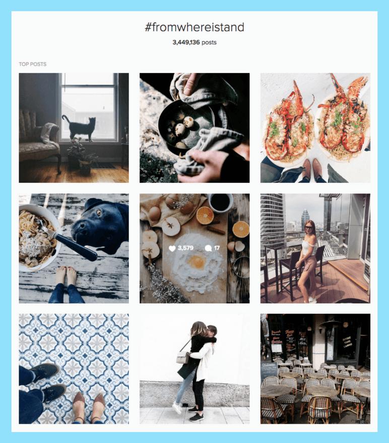 Hablando Digital, Instagram, Hashtags, Guía, 2018