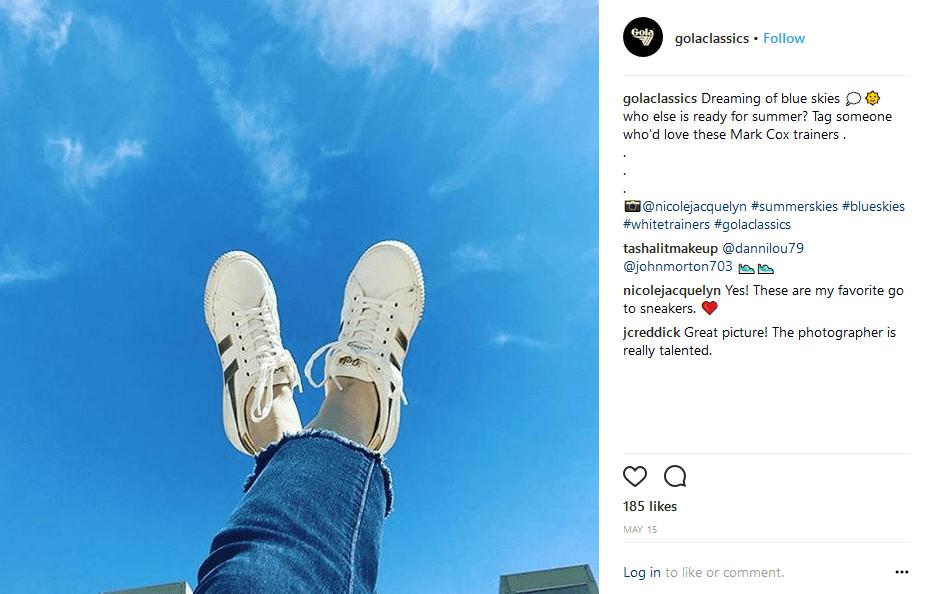 Descripción de Instagram