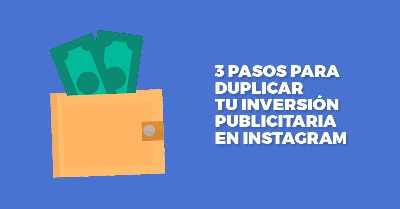 cómo mejorar el retorno de tu inversión en instagram