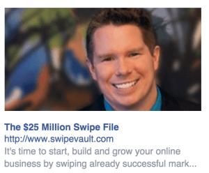 anuncio de facebook caso de credibilidad 2