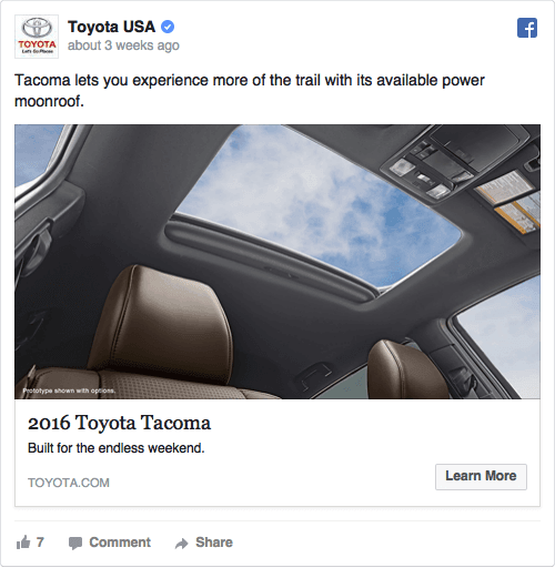 diseno de anuncios en facebook interseccion de intereses