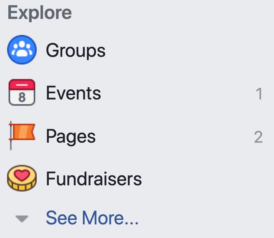 Fundraisers en Facebook