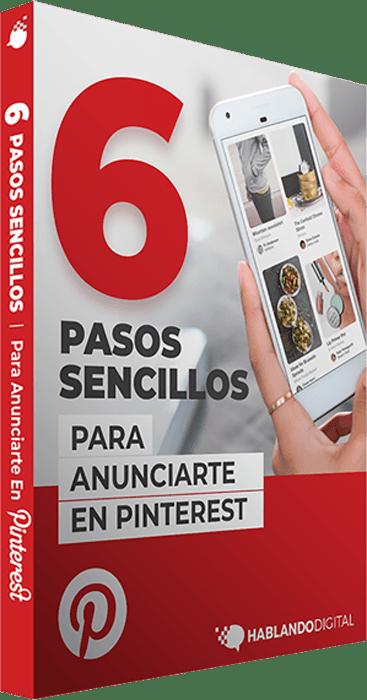 Pasos sencillos para anunciarte en Pinterest
