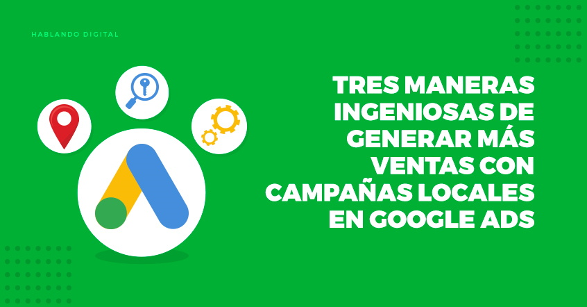 ventas con campañas en Google Ads