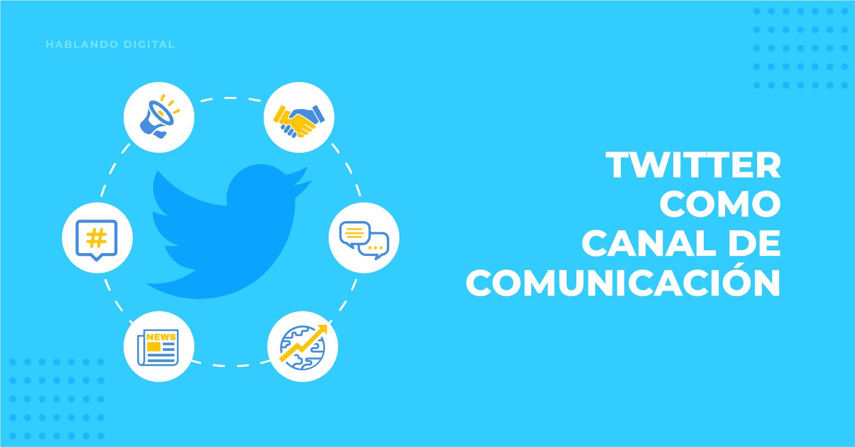 ventajas de twitter como canal de comunicación